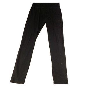 Abound black yoga leggings athletic pants size M